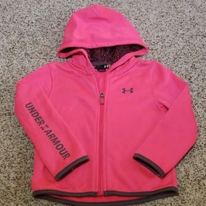 ccbfeb8a891c Under Armour 3T Full Zip Hoodie
